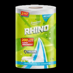 Rhino 2 Ply Mega Roll
